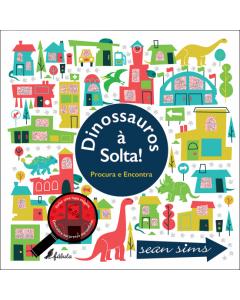 Dinossauros à solta: Procura e encontra