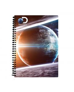Caderno 3D - Terra e Sol