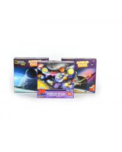 Puzzle 3D - Espaço