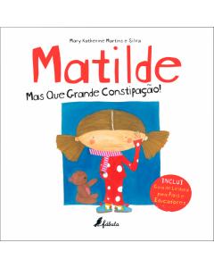 Matilde: que grande constipação